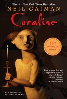 Coraline 10th Anniversary Edition, Gaiman, Neil