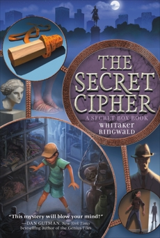 The Secret Cipher, Ringwald, Whitaker