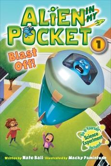 Alien in My Pocket #1: Blast Off!, Ball, Nate
