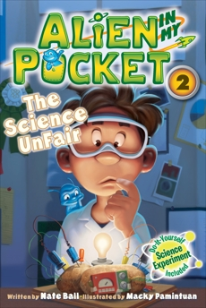 Alien in My Pocket #2: The Science UnFair, Ball, Nate