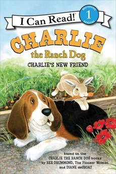 Charlie the Ranch Dog: Charlie's New Friend, Drummond, Ree