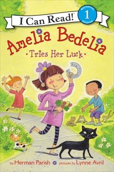 Amelia Bedelia Tries Her Luck, Parish, Herman