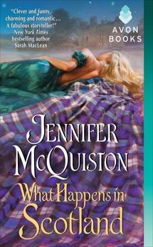 What Happens in Scotland, McQuiston, Jennifer
