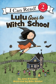 Lulu Goes to Witch School, O'Connor, Jane