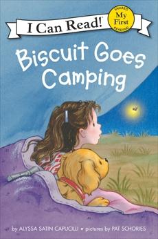 Biscuit Goes Camping, Capucilli, Alyssa Satin