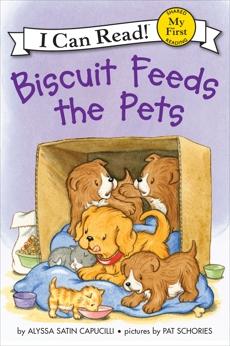 Biscuit Feeds the Pets, Capucilli, Alyssa Satin
