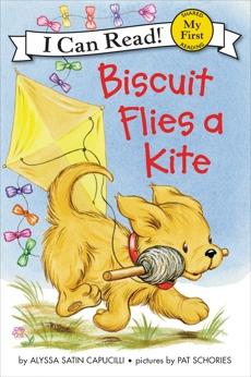 Biscuit Flies a Kite, Capucilli, Alyssa Satin