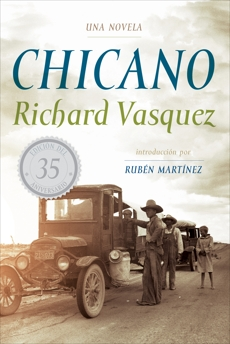 Chicano SPA: Una Novela, Vasquez, Richard