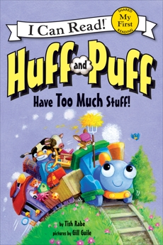 Huff and Puff Have Too Much Stuff!, Rabe, Tish
