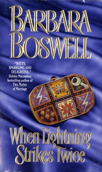 When Lightning Strikes Twice, Boswell, Barbara