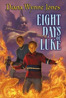 Eight Days of Luke, Jones, Diana Wynne