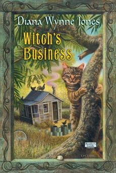 Witch's Business, Jones, Diana Wynne