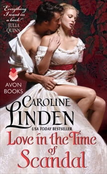 Love in the Time of Scandal, Linden, Caroline