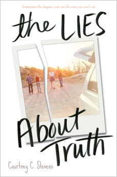 The Lies About Truth, Stevens, Courtney