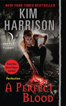 A Perfect Blood with Bonus Material, Harrison, Kim