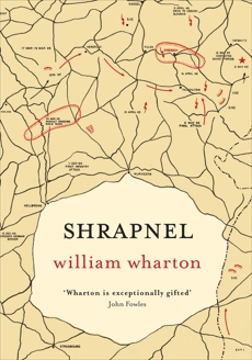 Shrapnel: A Memoir, Wharton, William
