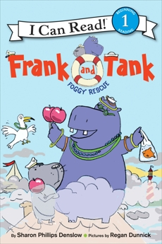 Frank and Tank: Foggy Rescue, Denslow, Sharon Phillips