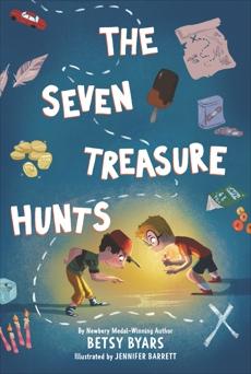The Seven Treasure Hunts, Byars, Betsy
