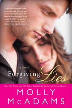 Forgiving Lies: A Novel, McAdams, Molly