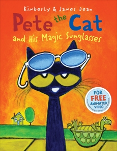 Pete the Cat and His Magic Sunglasses, Dean, Kimberly & Dean, James