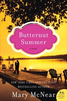 Butternut Summer: A Novel, McNear, Mary