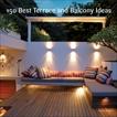 150 Best Terrace and Balcony Ideas, Alegre, Irene