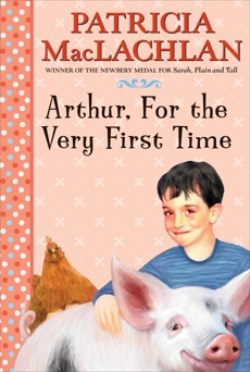 Arthur, For the Very First Time, MacLachlan, Patricia