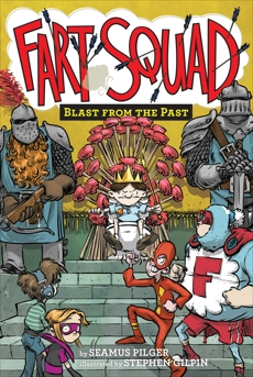Fart Squad #6: Blast from the Past, Pilger, Seamus