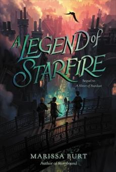 A Legend of Starfire, Burt, Marissa