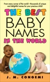 The Best Baby Names in the World, Congemi, J.M.