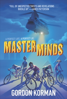 Masterminds, Korman, Gordon