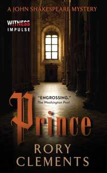 Prince: A John Shakespeare Mystery, Clements, Rory