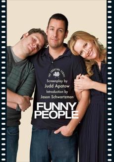 Funny People: The Shooting Script, Schwartzman, Jason & Apatow, Judd