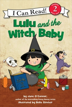 Lulu and the Witch Baby, O'Connor, Jane