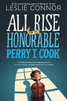 All Rise for the Honorable Perry T. Cook, Connor, Leslie