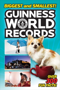 Guinness World Records: Biggest and Smallest!, Webster, Christy