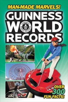 Guinness World Records: Man-Made Marvels!, Lemke, Donald