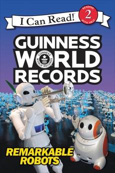 Guinness World Records: Remarkable Robots, Finnegan, Delphine