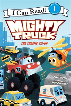 Mighty Truck: The Traffic Tie-Up, Barton, Chris