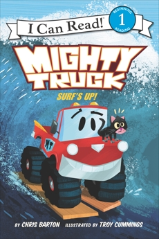 Mighty Truck: Surf's Up!, Barton, Chris