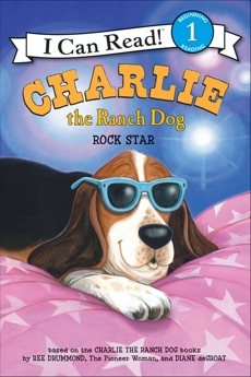 Charlie the Ranch Dog: Rock Star, Drummond, Ree