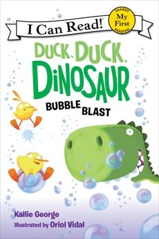 Duck, Duck, Dinosaur: Bubble Blast, George, Kallie