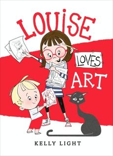 Louise Loves Art, Light, Kelly