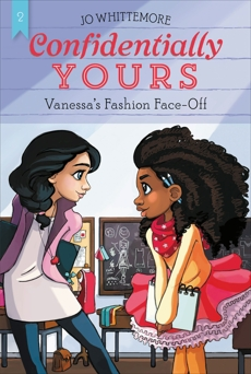 Confidentially Yours #2: Vanessa's Fashion Face-Off, Whittemore, Jo