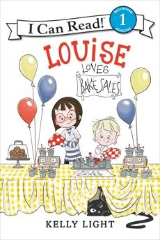 Louise Loves Bake Sales, Light, Kelly