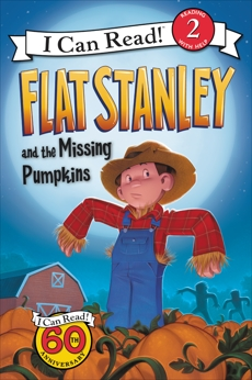 Flat Stanley and the Missing Pumpkins, Brown, Jeff
