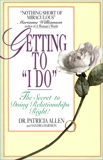 Getting To 'I Do', Allen, Pat & Harmon, Sandra