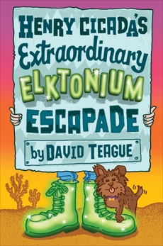 Henry Cicada's Extraordinary Elktonium Escapade, Teague, David