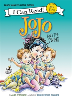 Fancy Nancy: JoJo and the Twins, O'Connor, Jane
