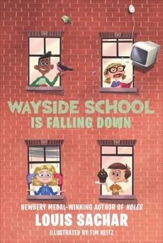 Wayside School Is Falling Down, Sachar, Louis